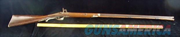 Antique English Game Gun 12 Ga. Percussion Fowler  Guns > Rifles > Muzzleloading Pre-1899 Rifles (perc)