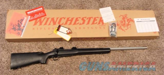 70 Winchester 22-250 Heavy Varmint Fluted Stainless Steel NIB  Guns > Rifles > Winchester Rifles - Modern Bolt/Auto/Single > Model 70 > Post-64