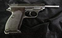 Pre-war P-38 Walther model HP in excellent condition  Guns > Pistols > Walther Pistols > Pre-1945 > P-38