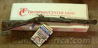 New in Box Thompson Center 50 cal. Tree Hawk w/Factory Camo  Guns > Rifles > Muzzleloading Modern & Replica Rifles (perc) > Replica Muzzleloaders