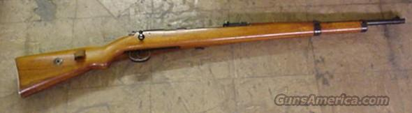WWII Mauser 22 Training Rifle Great Condition  Guns > Rifles > Mauser Rifles > German