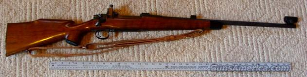 Remington High Quality Custom Target 1917 Rifle  Guns > Rifles > Custom Rifles > Bolt Action