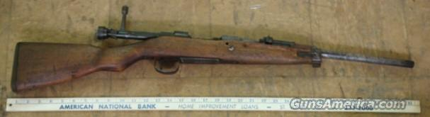 WWII Japanese Youth Rifle w/Aircraft Sights  Guns > Rifles > Military Misc. Rifles Non-US > Other