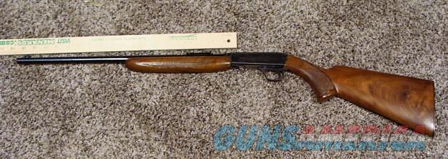1956 Browning 22 Take Down 1st Year Belgium Wheel Sight  Guns > Rifles > Browning Rifles > Semi Auto > Hunting