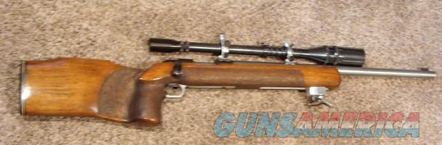 Remington 40X Custom 7mm Rem Mag with Unertl 15x   Guns > Rifles > Remington Rifles - Modern > Model 700 > Sporting