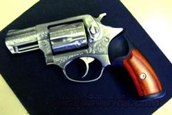 Ruger SP101 Deluxe Engraved Talo Limited Edition  Guns > Pistols > Ruger Double Action Revolver > SP101 Type