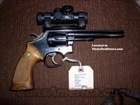 Smith & Wesson 17-4  Guns > Pistols > Smith & Wesson Revolvers > Full Frame Revolver