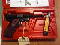 RUGER MKII William Ruger NRA Limited Edition  Guns > Pistols > Ruger Semi-Auto Pistols > Mark I & II Family