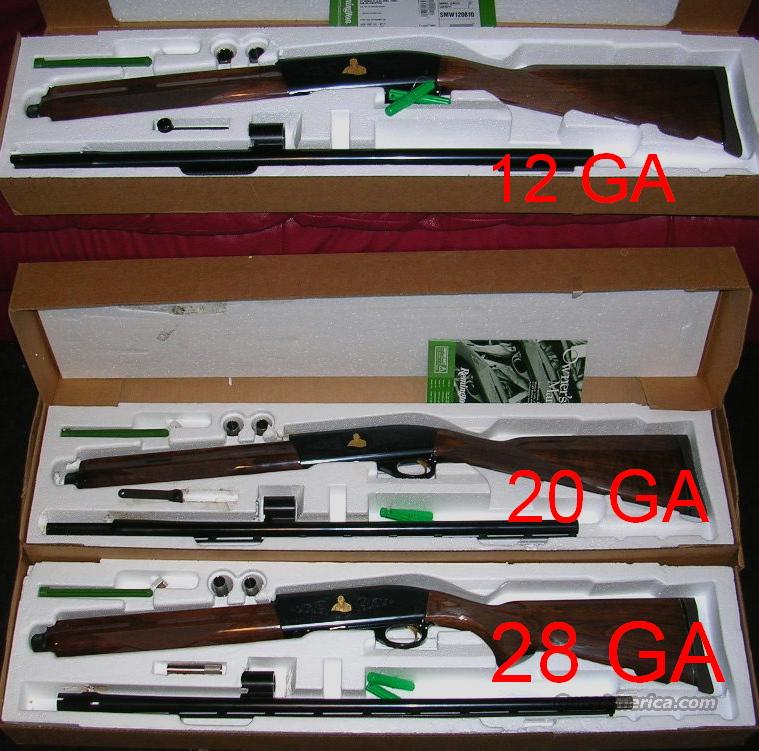 Remington 1100 Sam M Walton 3 Gun Set  Guns > Shotguns > Remington Shotguns  > Autoloaders > Trap/Skeet