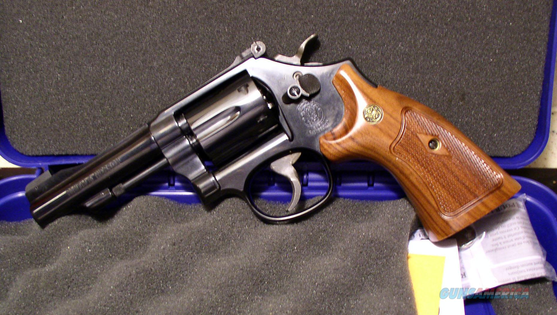 SMITH & WESSON MODEL 18 CLASSIC  Guns > Pistols > Smith & Wesson Revolvers > Full Frame Revolver