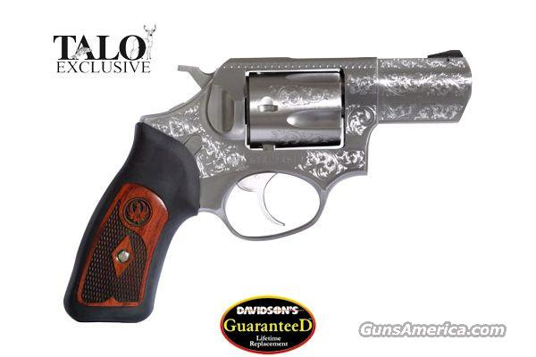 Ruger SP101 Talo Special Edition  Guns > Pistols > Ruger Double Action Revolver > SP101 Type