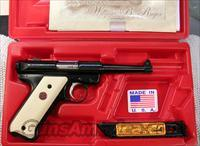MK II William Ruger NRA Endowment  Guns > Pistols > Ruger Semi-Auto Pistols > Mark II Family