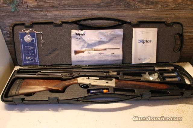 Beretta A400 XPLOR unico 12 guage w/kick off  Guns > Shotguns > Beretta Shotguns > Autoloaders > Hunting
