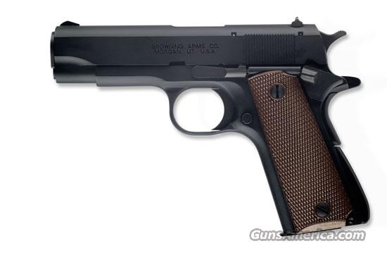 Browning .22lr 1911-A1  Guns > Pistols > Browning Pistols > Other Autos