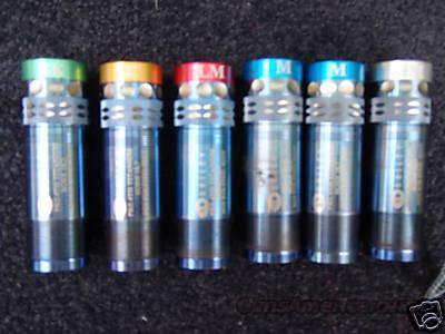 Briley Titanium Perazzi Chokes  Non-Guns > Shotgun Sports > Chokes