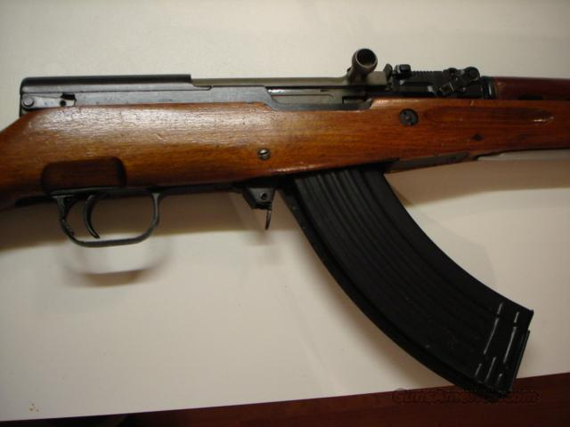 Chinese Paratrouper SKS with spike bayonet   Guns > Rifles > SKS Rifles