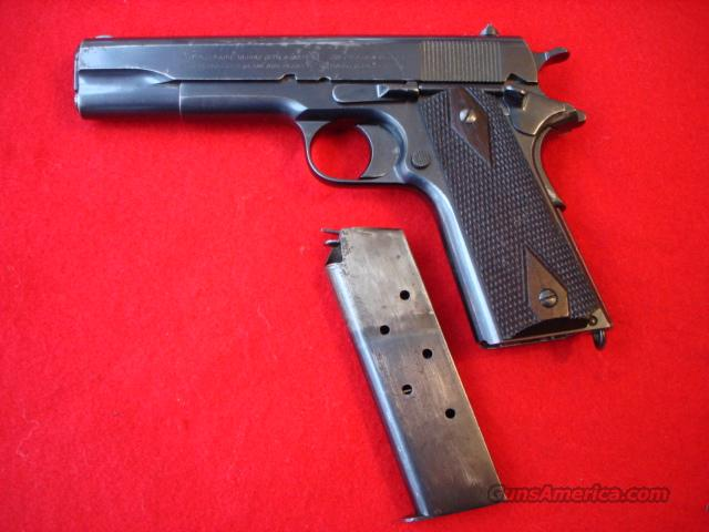 Colt 1911 Commercial Made in 1919  Guns > Pistols > Colt Automatic Pistols (1911 & Var)