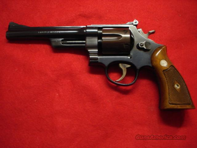 "S&W Pre-27 Five Screw with a 6"" barrel  Guns > Pistols > Smith & Wesson Revolvers > Full Frame Revolver"