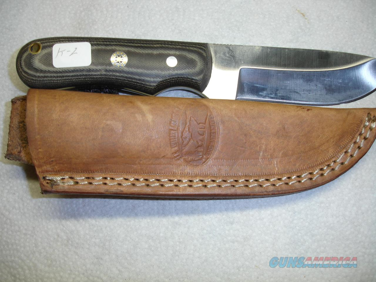 CFK CUTLERY CO  Non-Guns > Knives/Swords > Knives > Fixed Blade > Hand Made