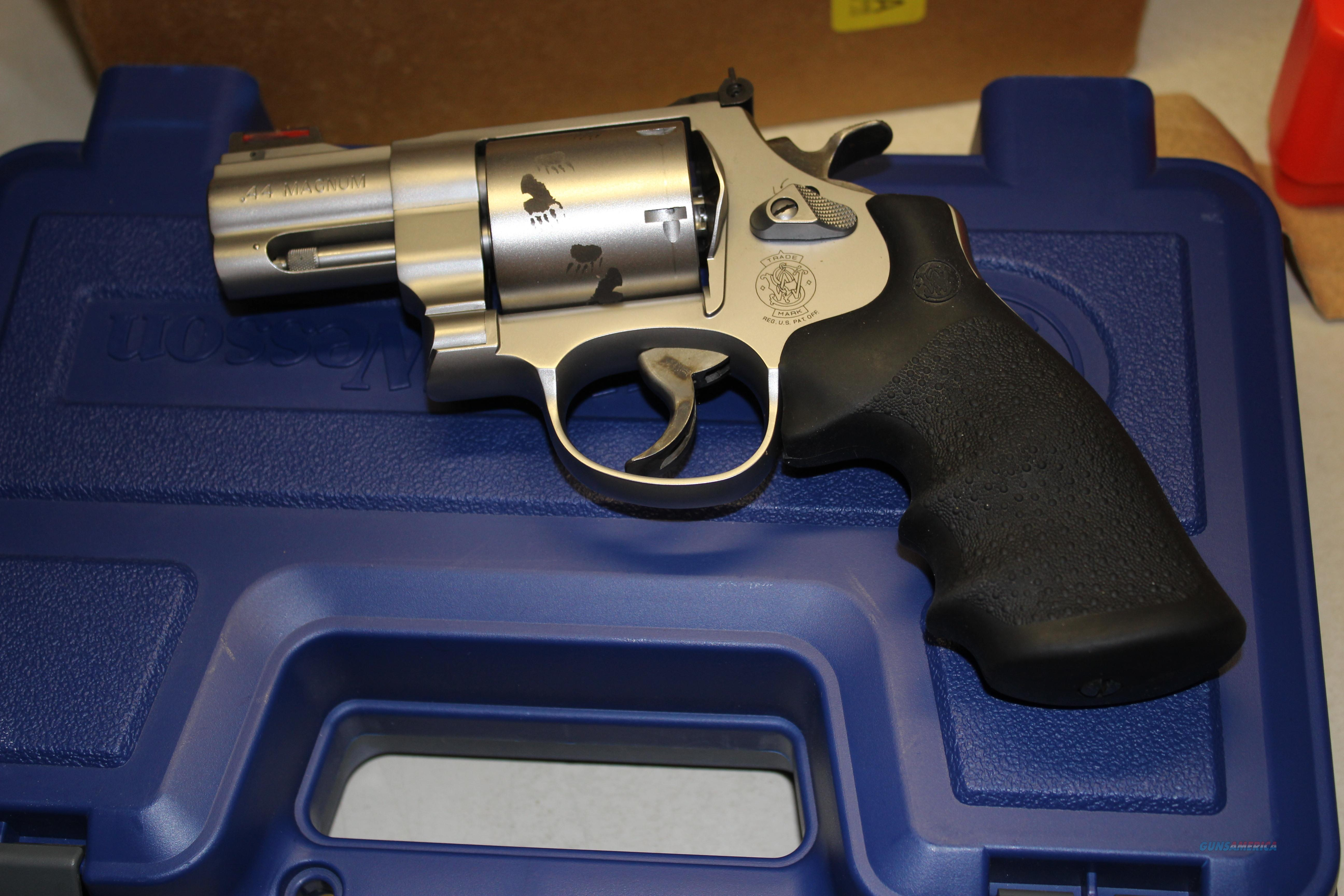 SMITH & WESSON MODEL 629-8  Guns > Pistols > Smith & Wesson Revolvers > Model 629