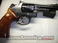 S&W 19-3  Guns > Pistols > Smith & Wesson Revolvers > Full Frame Revolver