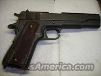 ITHACA 1911A1  Military Misc. Pistols US > 1911 Pattern