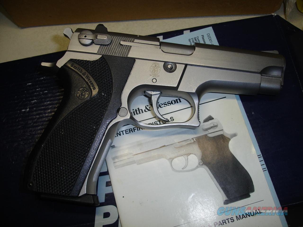 S&W MODEL 6591  Guns > Pistols > Smith & Wesson Pistols - Autos > Steel Frame