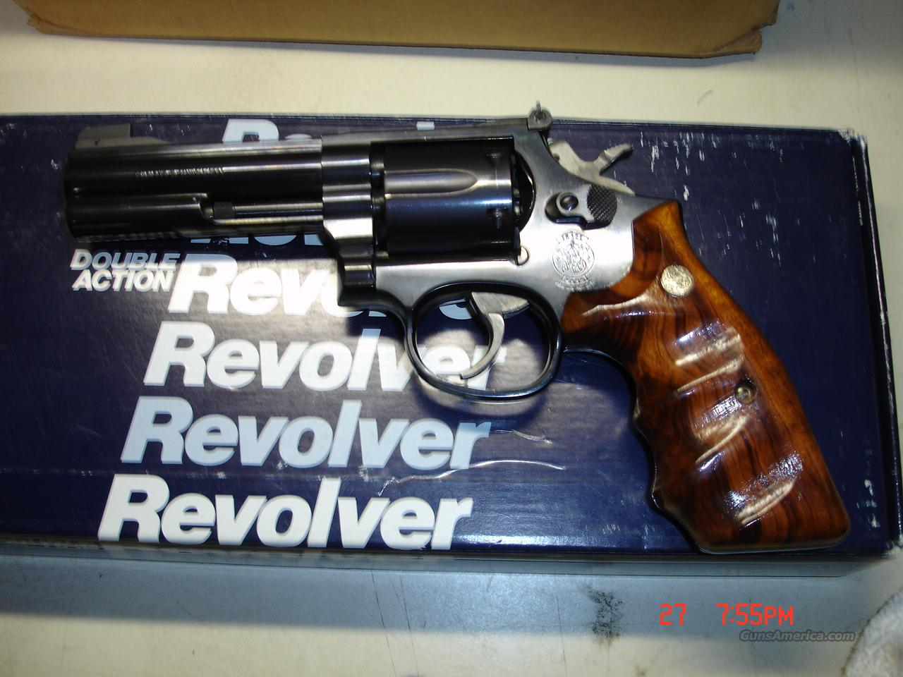 S&W MODEL 16-4  Guns > Pistols > Smith & Wesson Revolvers > Full Frame Revolver