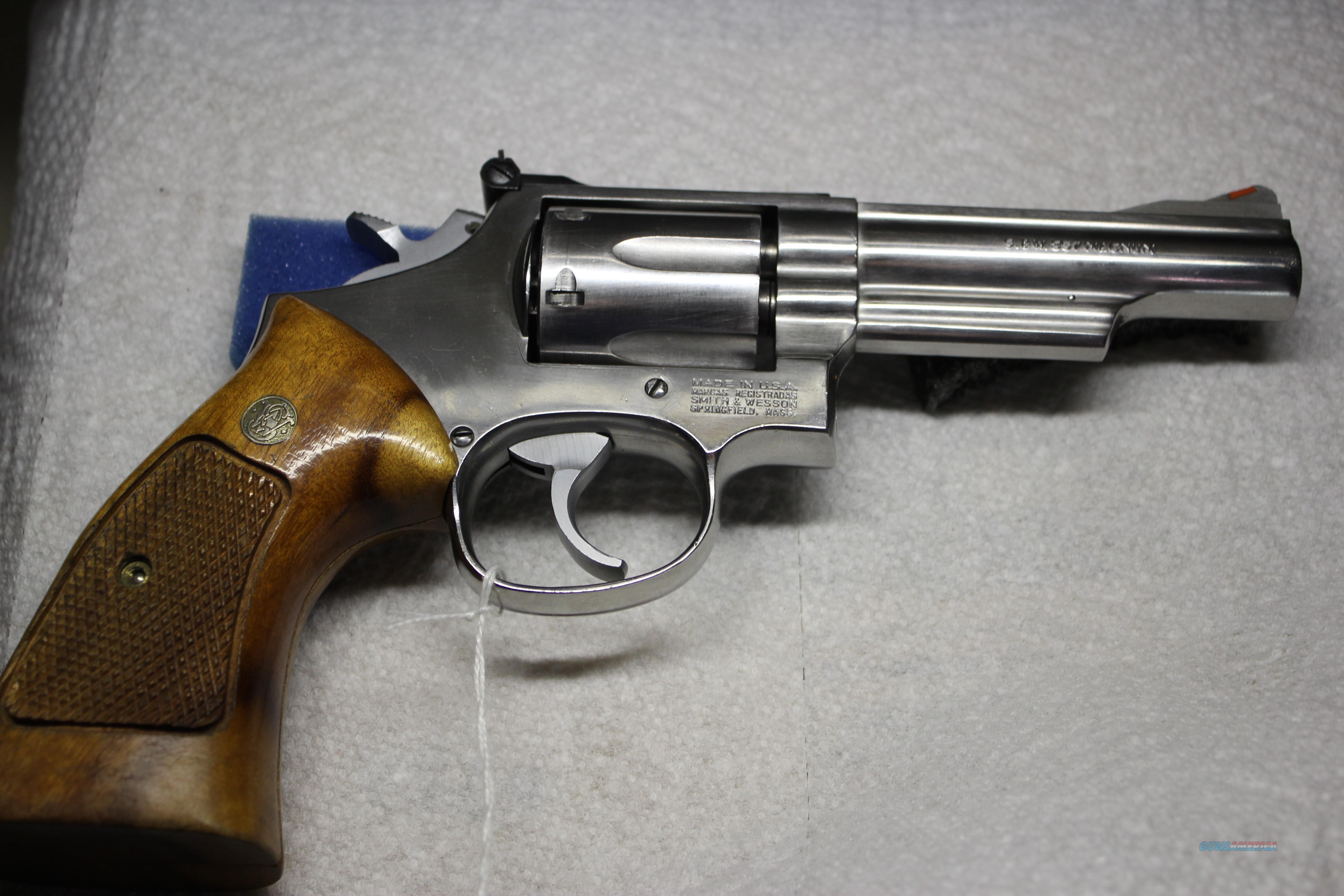 S&W MODER 66-2  Guns > Pistols > Smith & Wesson Revolvers > Med. Frame ( K/L )