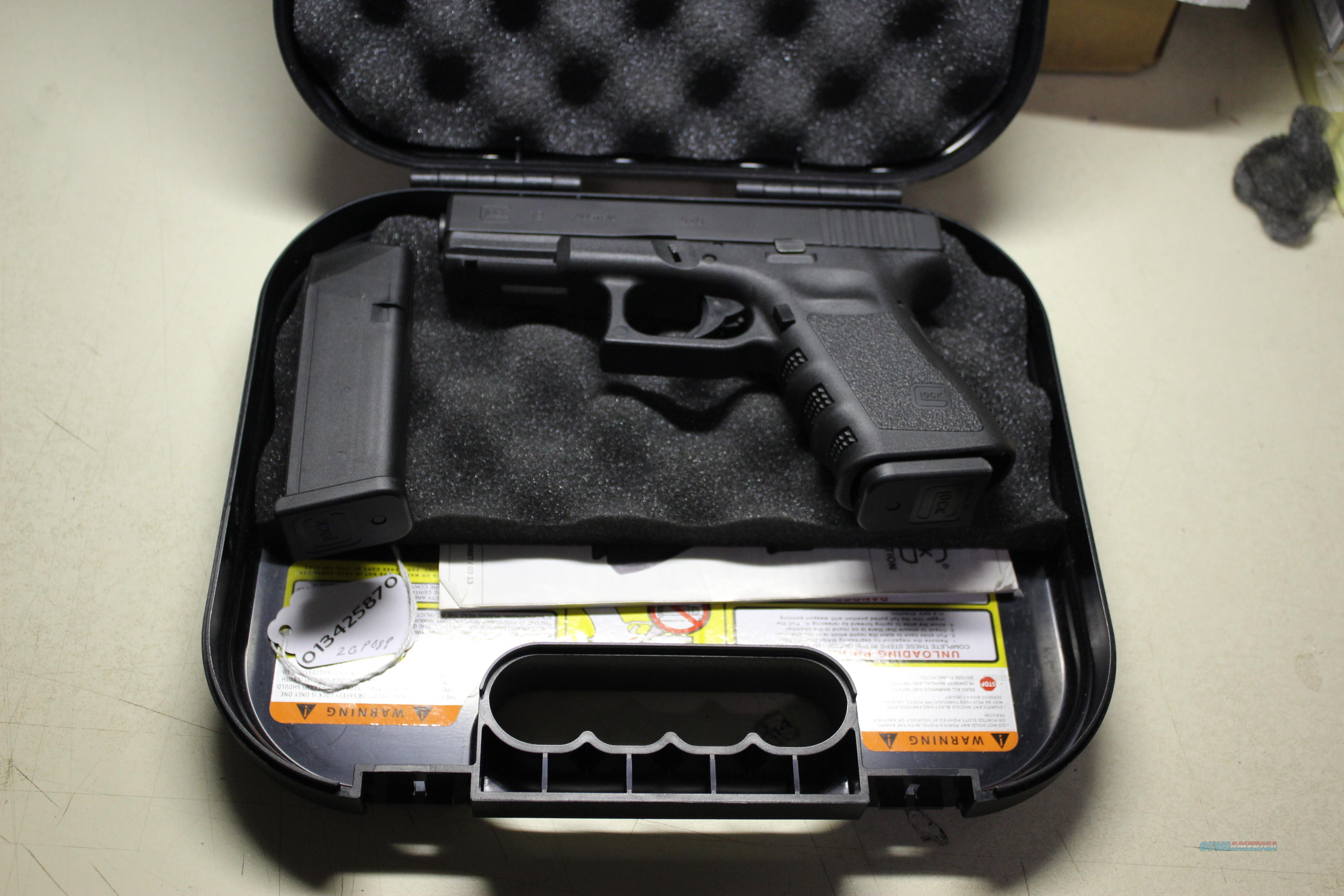 GLOCK 19 GEN 3  Guns > Pistols > Glock Pistols > 19/19X