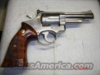 S&W MODEL 66  Guns > Pistols > Smith & Wesson Revolvers > Full Frame Revolver