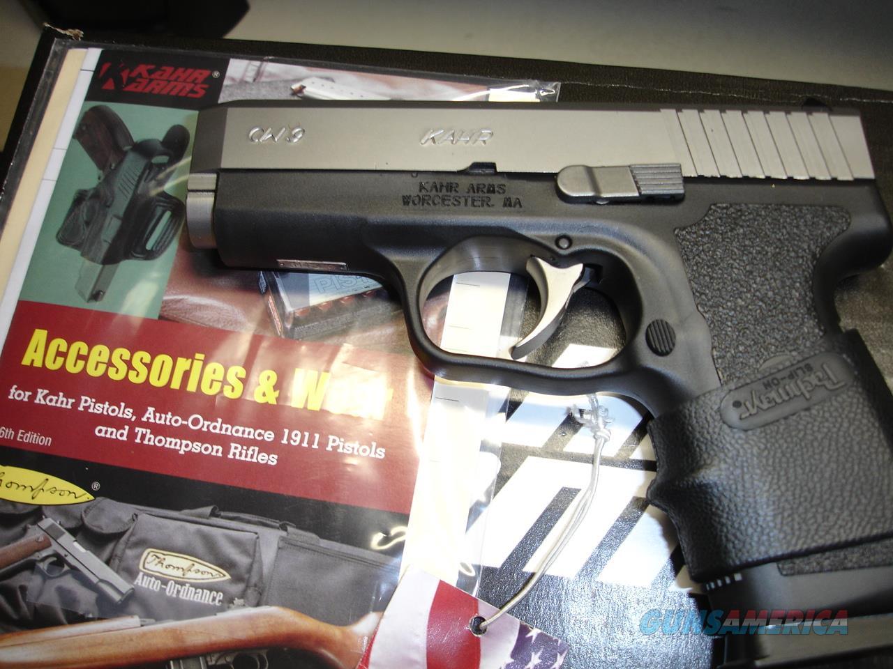 KAHR CW9  Guns > Pistols > Kahr Pistols