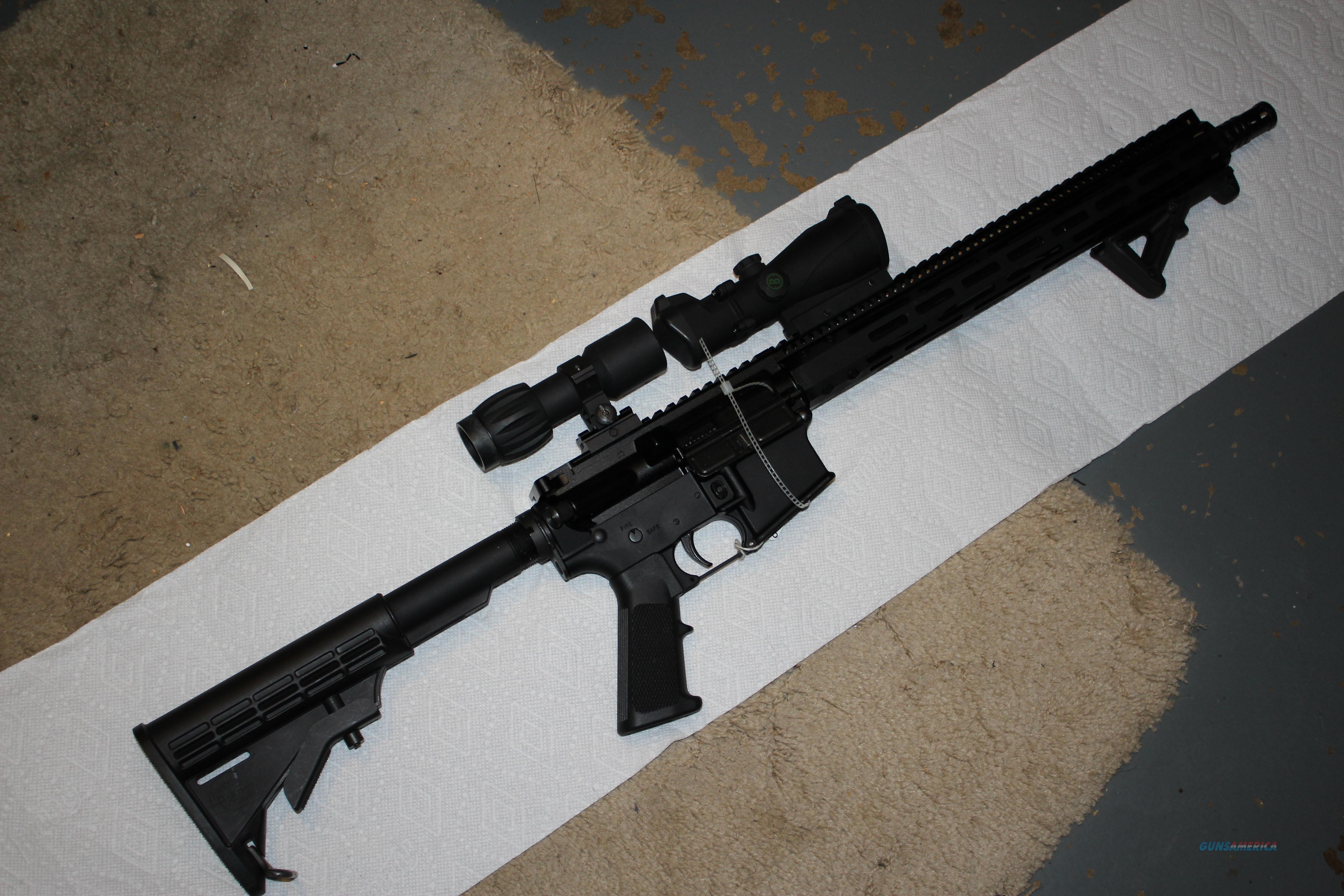 ROCK RIVER ARMS AR-15  Guns > Rifles > AR-15 Rifles - Small Manufacturers > Complete Rifle