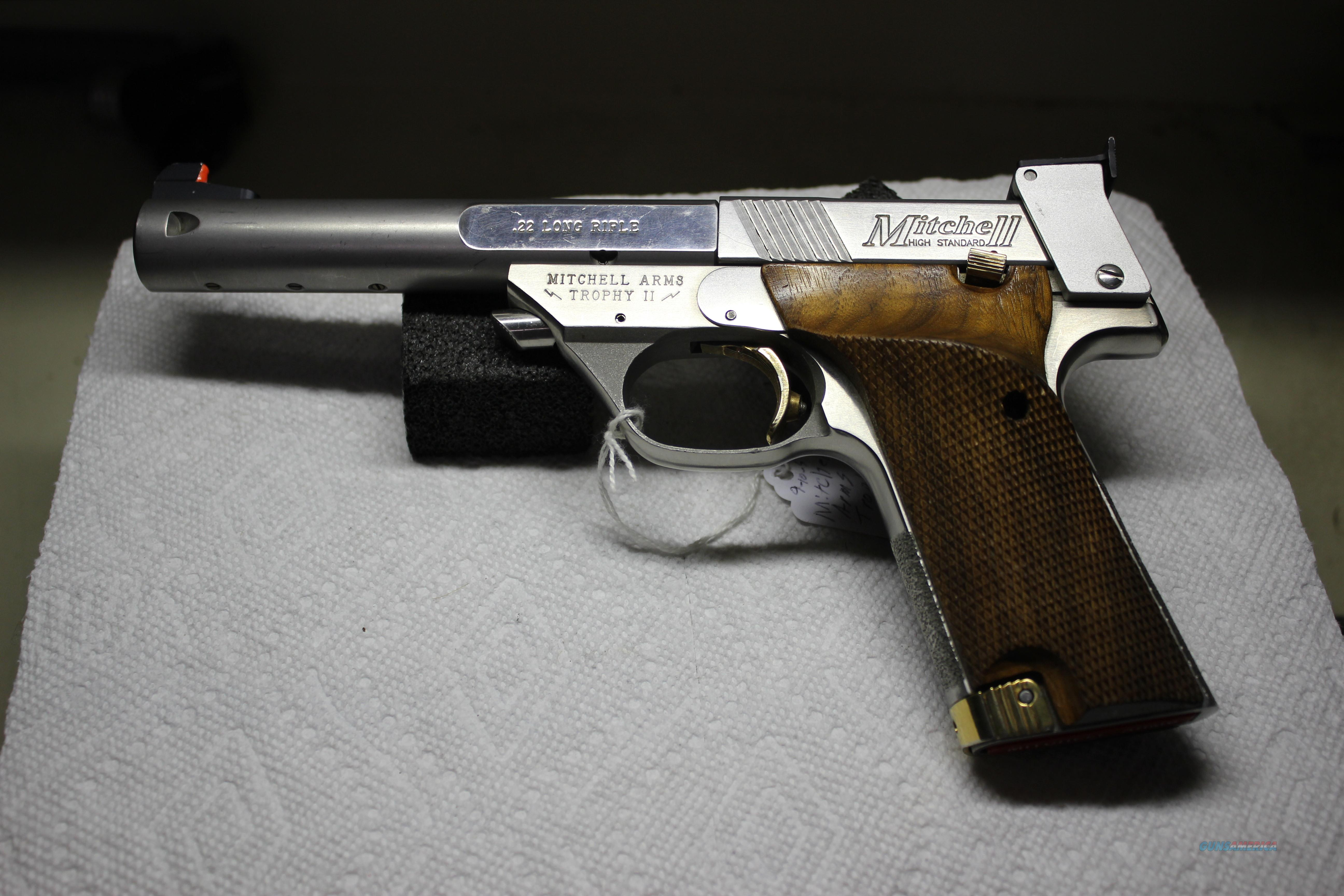 MITCHELL ARMS TROPHY II  Guns > Pistols > Mitchell Arms Pistols