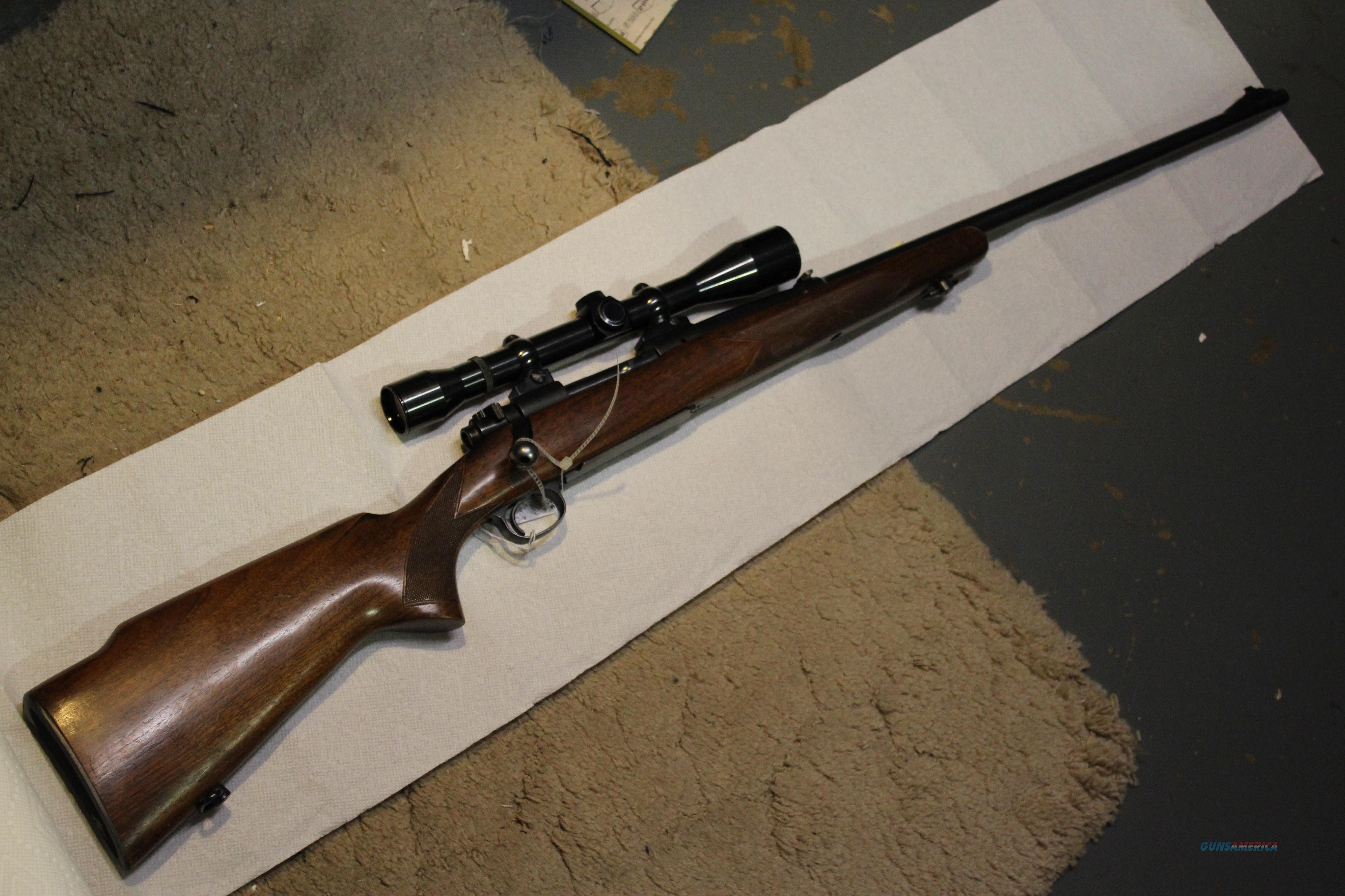 WINCHESTER PER 64 MODEL 70  Guns > Rifles > Winchester Rifles - Modern Bolt/Auto/Single > Model 70 > Pre-64