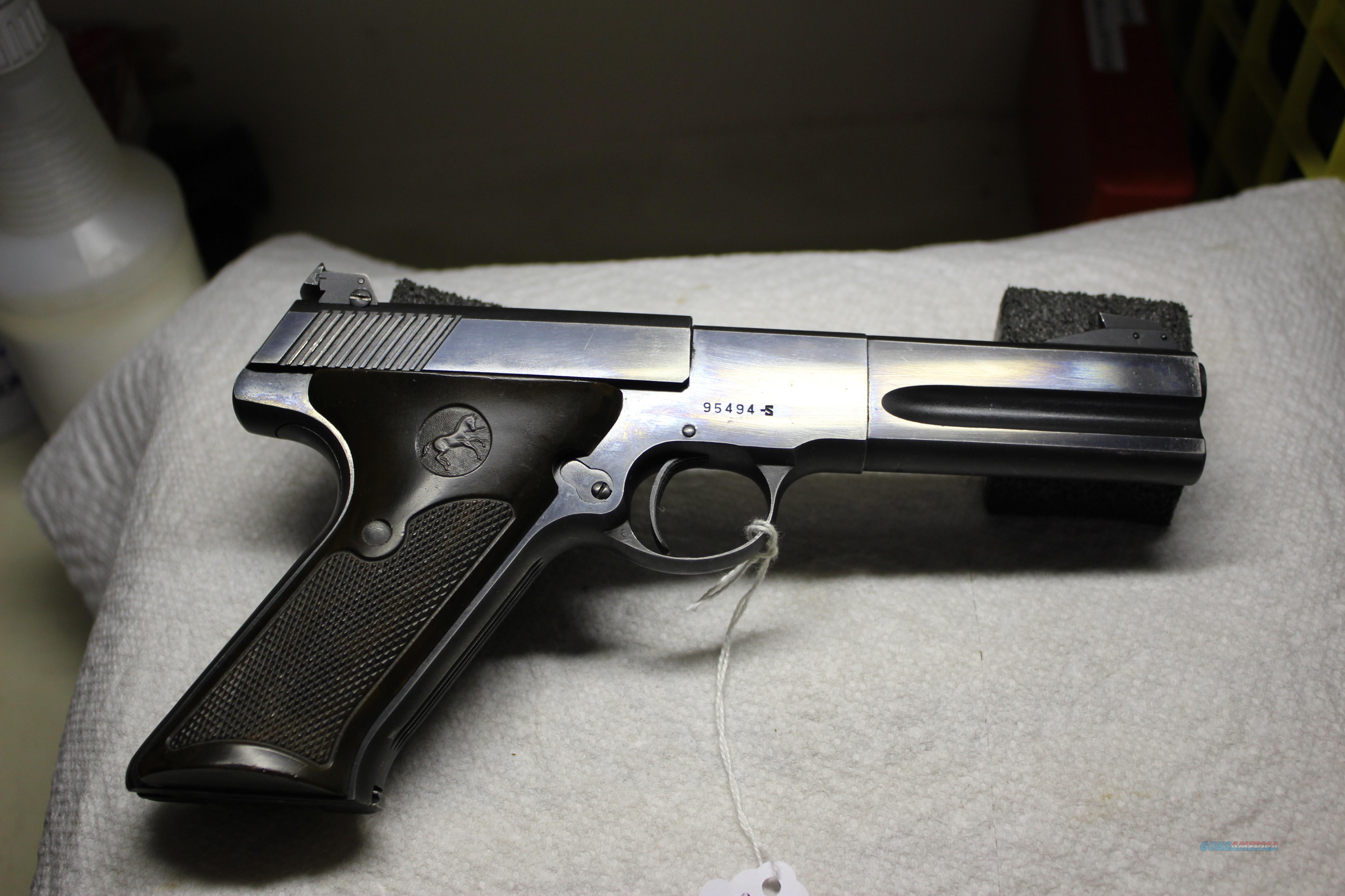 COLT MATCH TARGET 22LR  Guns > Pistols > Colt Automatic Pistols (22 Cal.)
