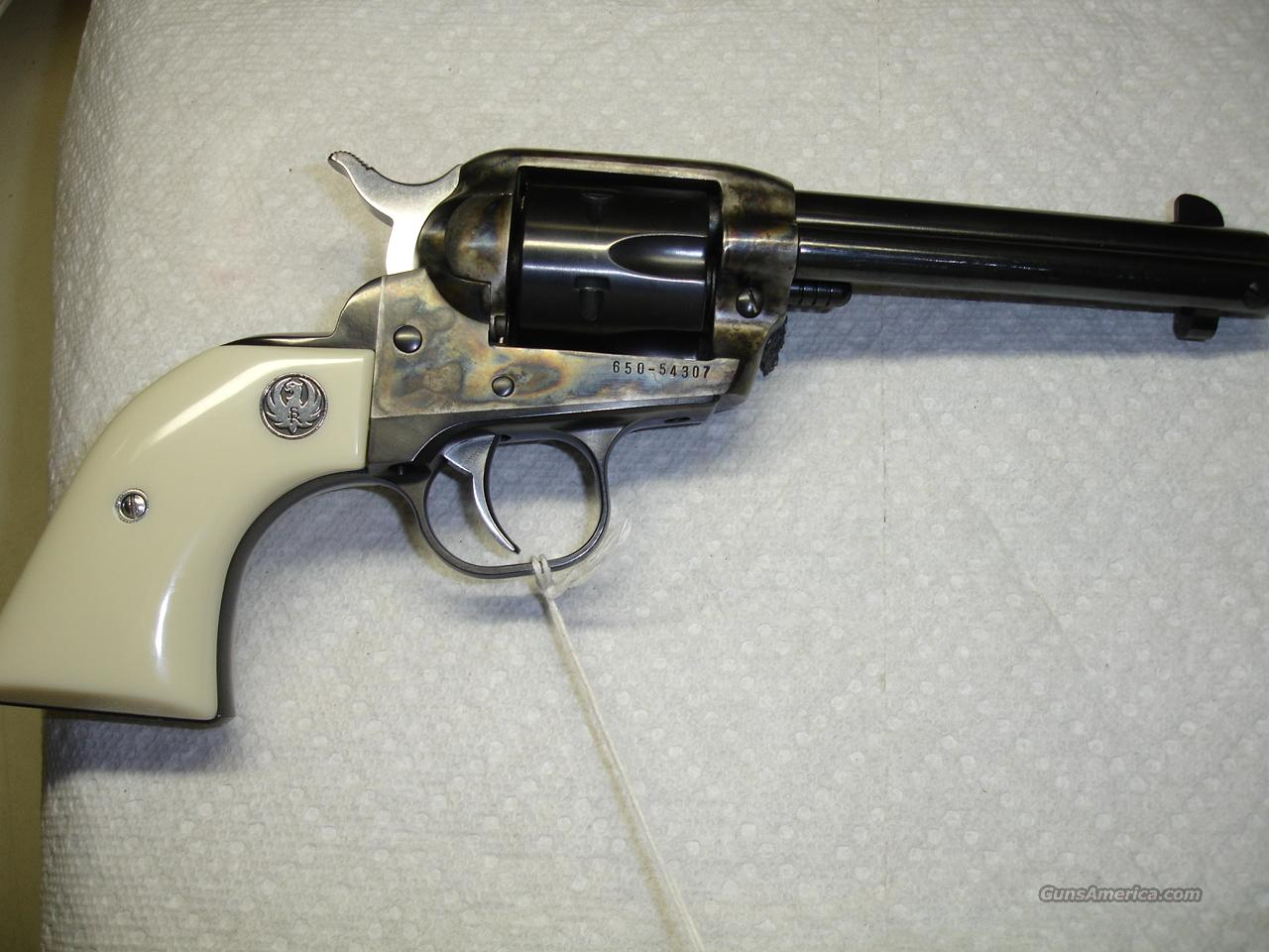 RUGER 32 MAGNUM  Guns > Pistols > Ruger Single Action Revolvers > Single Six Type