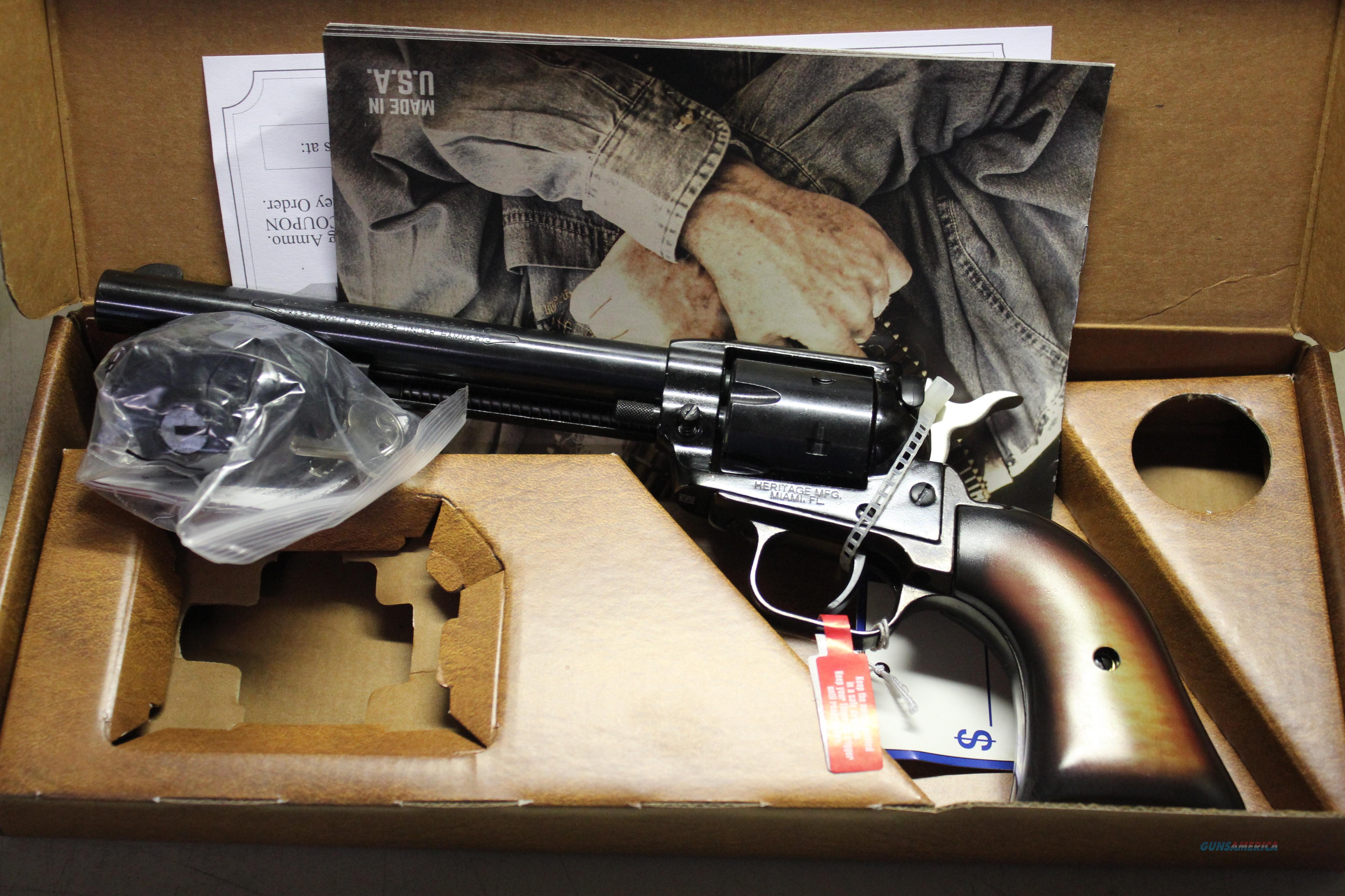 HERITAGE 22LR  Guns > Pistols > Heritage