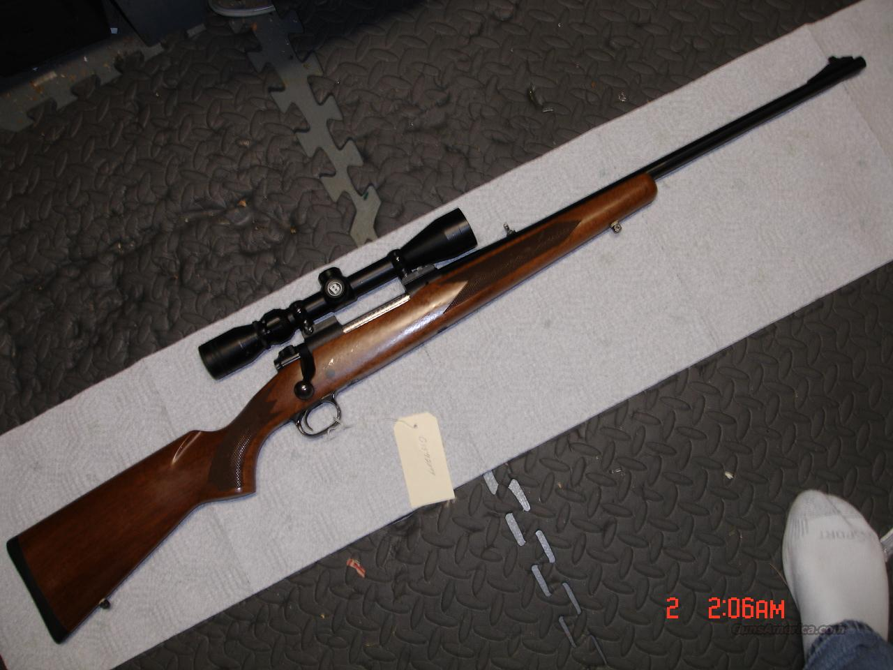WINCHESTER 70  Guns > Rifles > Winchester Rifles - Modern Bolt/Auto/Single > Model 70 > Post-64