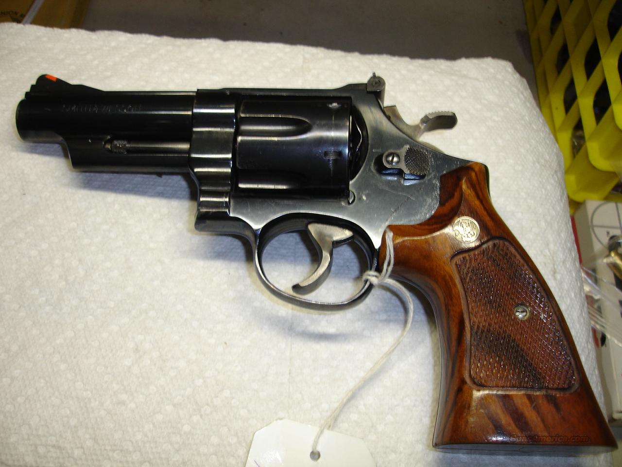 S&W MODEL 29-2  Guns > Pistols > Smith & Wesson Revolvers > Full Frame Revolver
