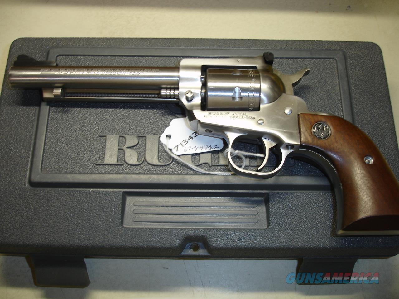 RUGER NEW MODEL 22MAG  Guns > Pistols > Ruger Single Action Revolvers > Single Six Type