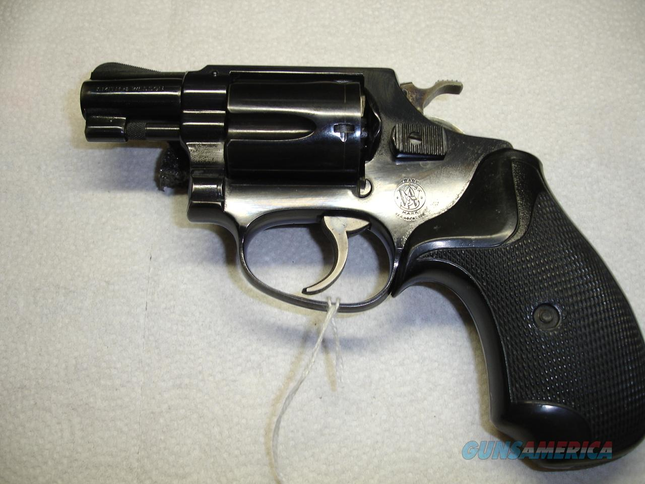 S&W MODEL 36  Guns > Pistols > Smith & Wesson Revolvers > Pocket Pistols