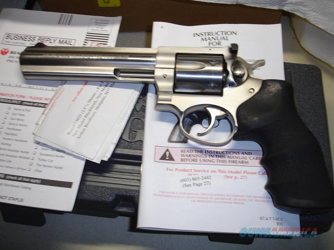 RUGER GP 100  Guns > Pistols > Ruger Double Action Revolver > SP101 Type