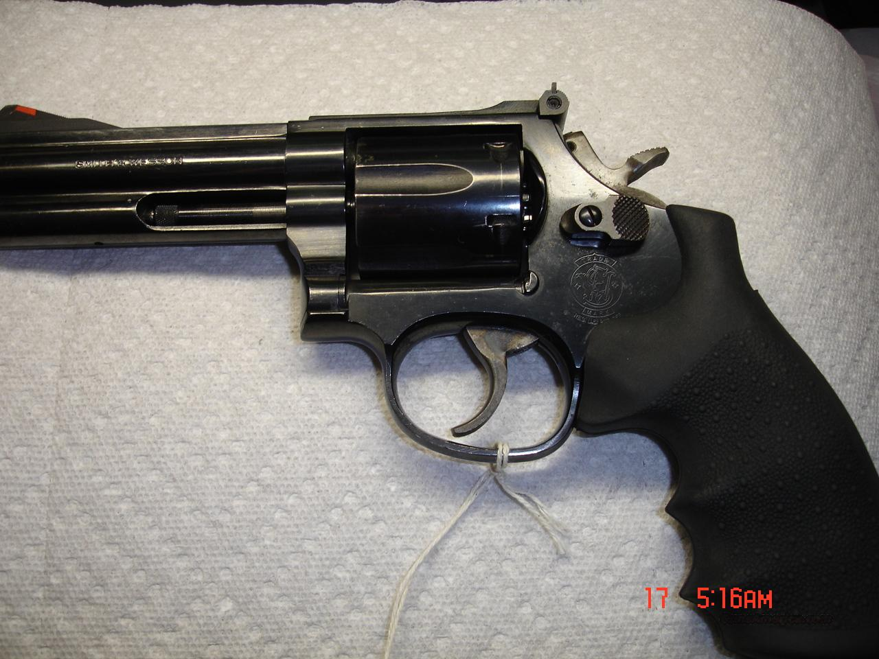 S&W MODEL 586-3  Guns > Pistols > Smith & Wesson Revolvers > Full Frame Revolver