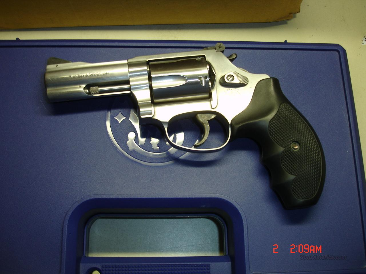 S&W 60-10  Guns > Pistols > Smith & Wesson Revolvers > Pocket Pistols
