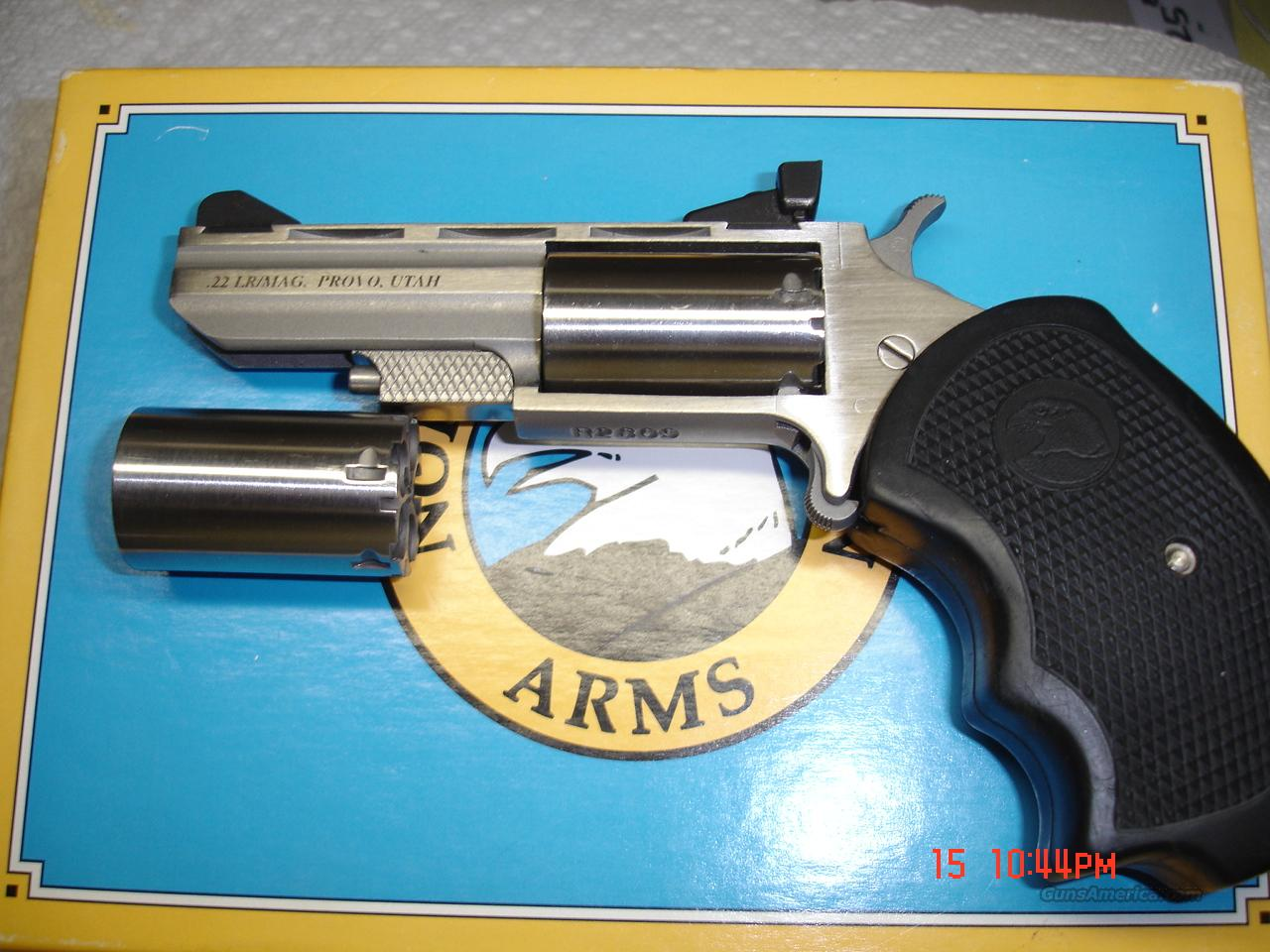 NAA 22MAG & 22LR  Guns > Pistols > North American Arms Pistols