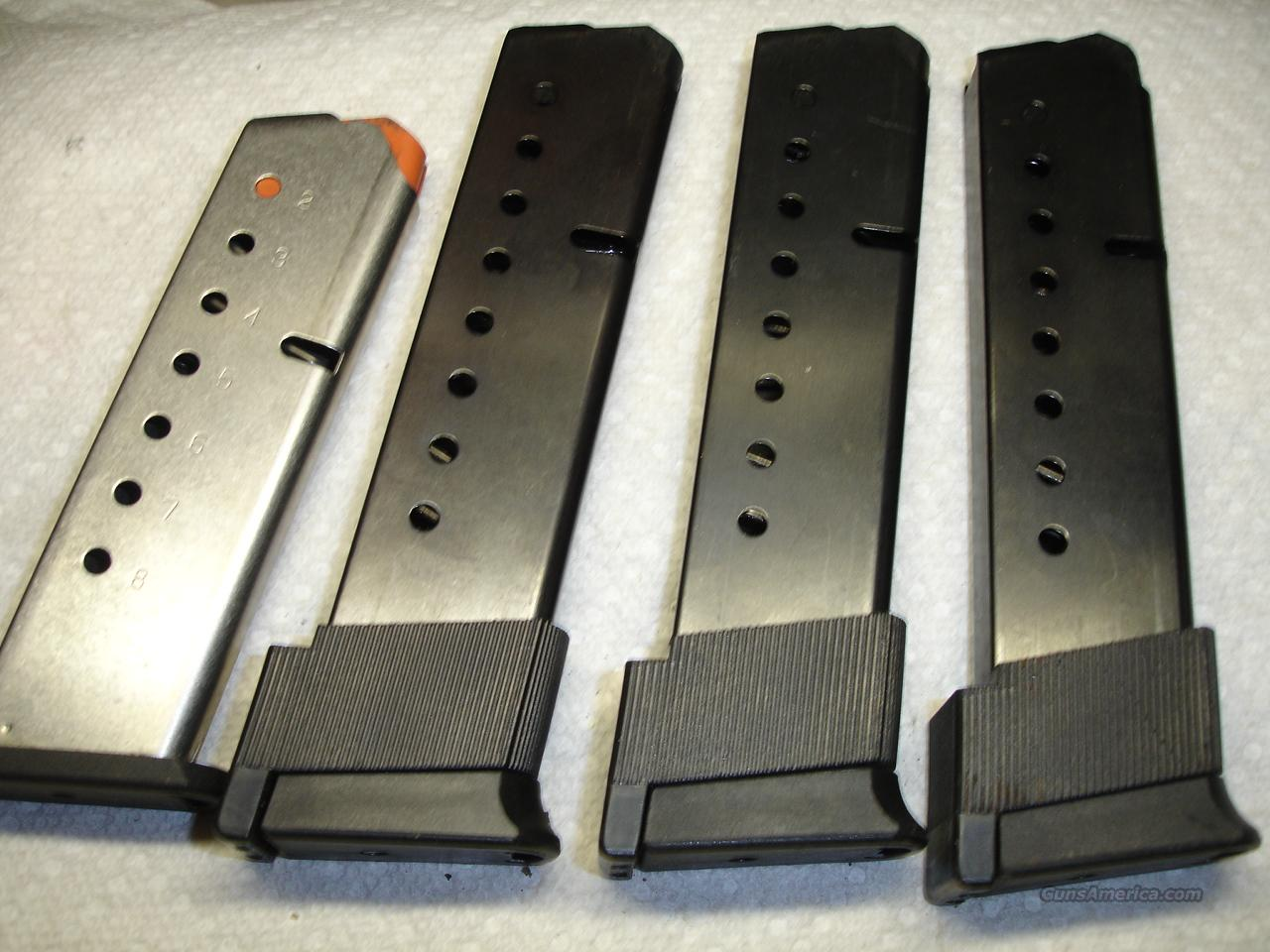 S&W 45 ACP MAGS  Non-Guns > Magazines & Clips > Pistol Magazines > Smith & Wesson