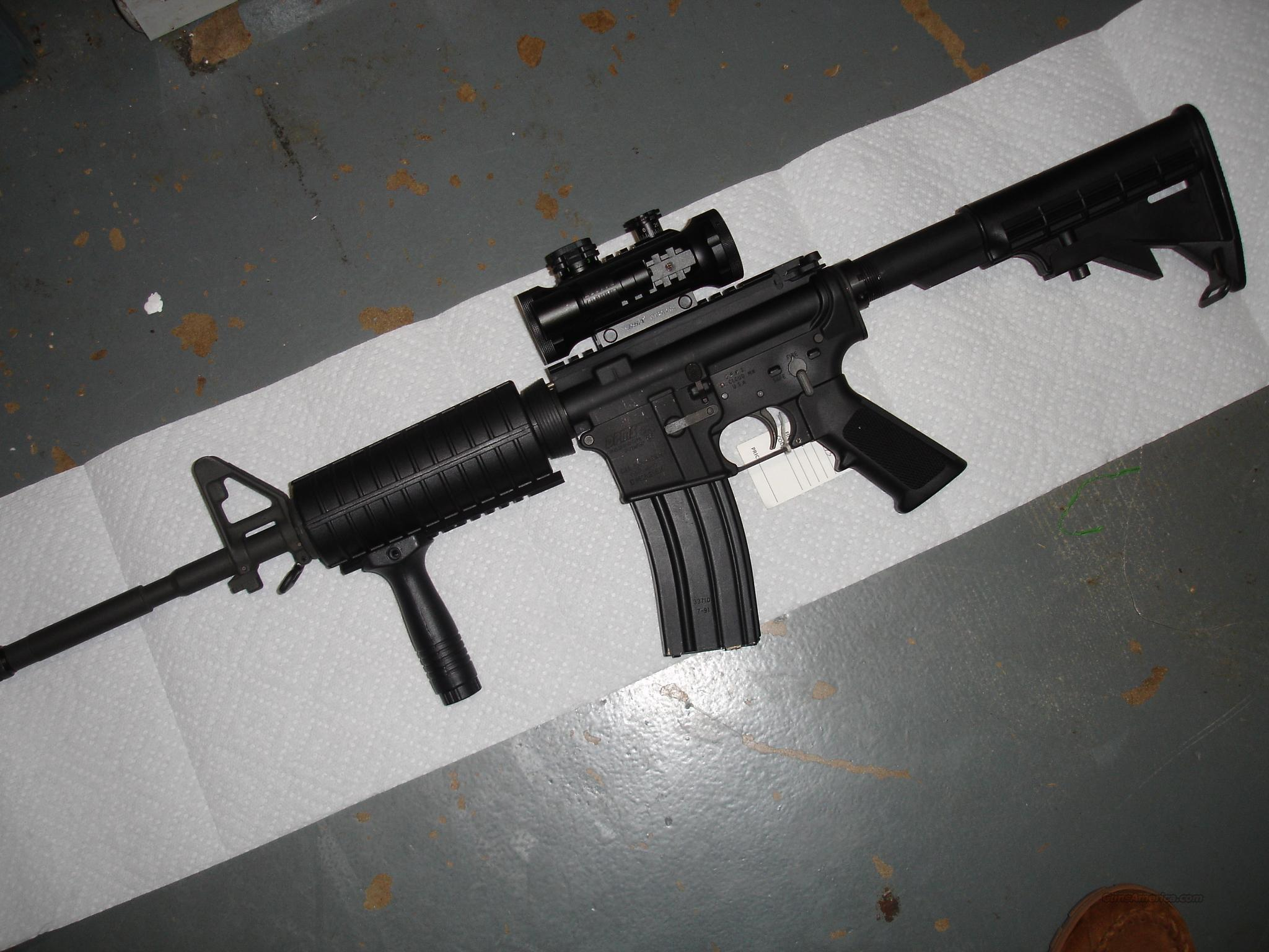 DPMS AR15  Guns > Rifles > DPMS - Panther Arms > Complete Rifle