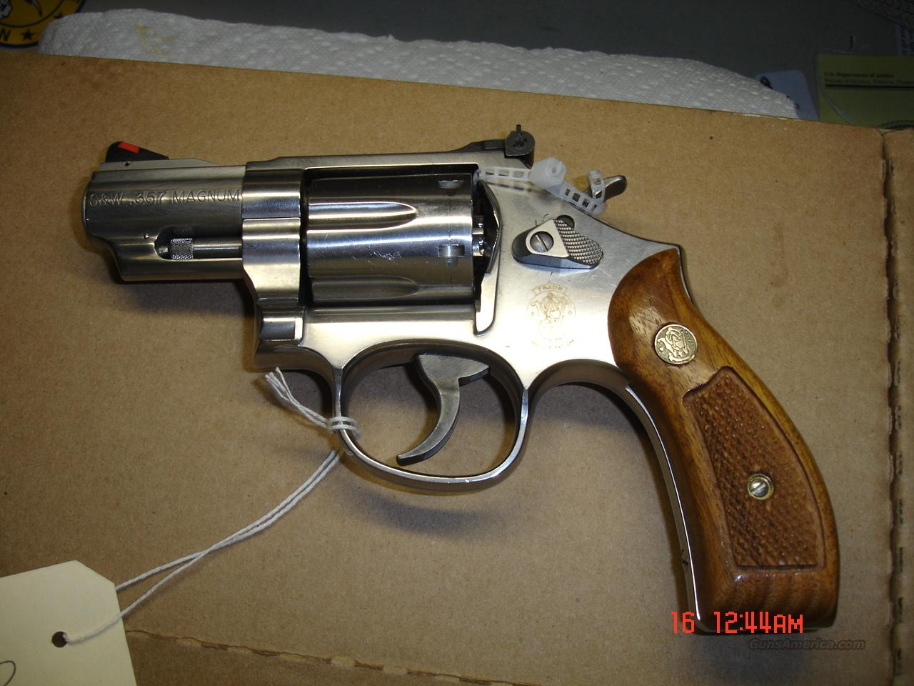 S&W 66-7  Guns > Pistols > Smith & Wesson Revolvers > Full Frame Revolver