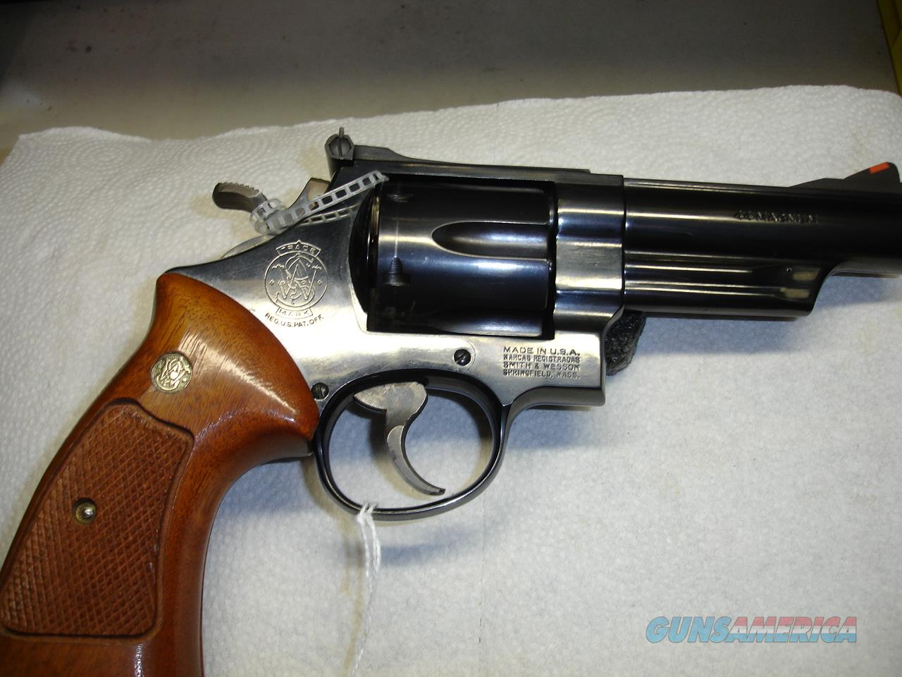 S&W 29-3  Guns > Pistols > Smith & Wesson Revolvers > Full Frame Revolver